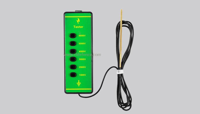 Electrical Fence Voltage Tester 1000V to 10,000V Fencing Wire Energiser Farm *US